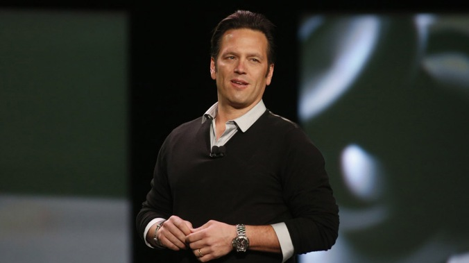 Microsoft-E3-Phil-Spencer